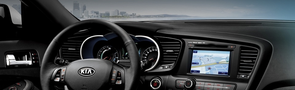 Take advantage of Kia MapCare and update your navigation system free of charge!